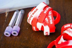 Šiemet padaugėjo neatlygintinų kraujo donorų
