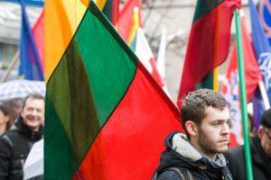 Valstybės atkūrimo šimtmetį Lietuva pasitiks su nauju įvaizdžiu