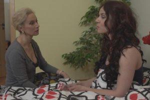 Po trisdešimt metų pertraukos E. Koriznaitė sugrįžo į televizijos ekraną