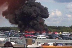 Britanijoje sudužusiame lėktuve buvo ir Bin Ladeno giminaičiai
