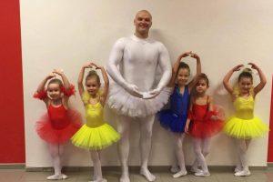 Pabuvus balerina R. Vyšniauskui sunkiau vertinti N. Jušką