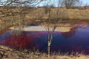 Pavojus dėl teršalų Vilniaus rajone – atšauktas
