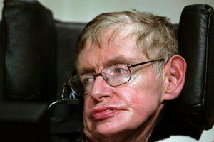 Per S. Hawkingo laidotuves jo balso įrašas bus pasiųstas į kosmosą