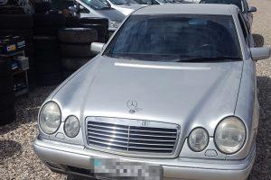 Marijampolėje įkliuvo du kazachai, suklastoję mašinų kėbulų numerius