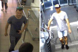 Policija aiškinasi, kas Kaune iš prekybos centro pavogė įrankius