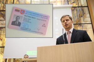 A. Kupčinskui iki Seimo nario posto – tik vienas žingsnis