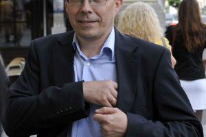 Į Kultūros tarybą paskirtas literatūrologas D. Vaitiekūnas