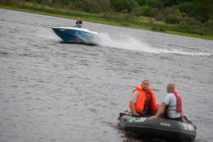 Panevėžyje išgelbėtas iš valties į upę iškritęs vaikas