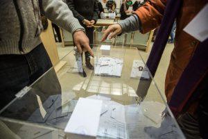Iš Rusijos – prašymas dėl prezidento rinkimų