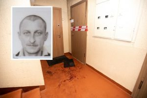 Kruvina ukrainiečių drama: įvykių mozaika beveik sudėliota, įtariamasis – ligoninėje