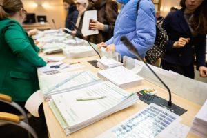 Antrasis merų rinkimų turas: per dieną – penki pranešimai apie pažeidimus