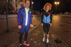 Diena iki bėgimo Vilniuje: A. Veryga dalijasi aktyvaus gyvenimo akimirkomis