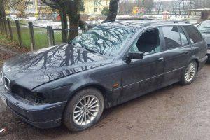 Kaune – vagysčių vajus, labiausiai kliūna BMW