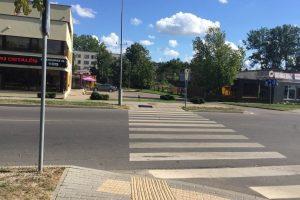 Gatvėje partrenkta pėsčioji: kviečia atsiliepti liudininkus