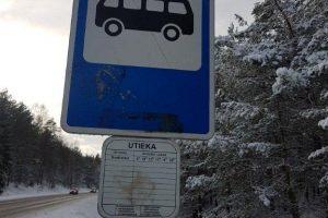 Autobusų stotelėje rastas vyro lavonas (policija prašo pagalbos)