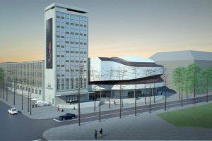 Teismas sustabdė muzikinio teatro rekonstrukciją