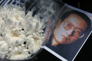 Kinijos Nobelio premijos laureato būklė – kritinė