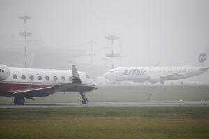 Rusijos aviakompanijos grimzta į nuostolius