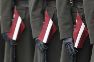 Latvijoje minimos 98-osios nepriklausomybės paskelbimo metinės