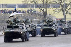 Po sukeltos avarijos atsistatydina Estijos kariuomenės vadas