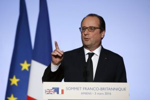 Prancūzija ragina J. Barroso atsisakyti darbo investicijų banke