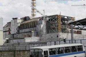 Ukraina: Černobylio AE katastrofos zonoje sulaikyti trys lietuviai