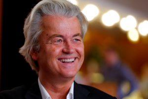 Olandų parlamentaras savo teismą dėl rasinės neapykantos vadina parodija