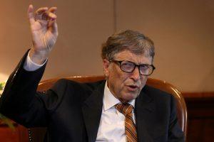 Turtingiausio pasaulio žmogaus B. Gateso turtas išaugo iki 90 mlrd. JAV dolerių