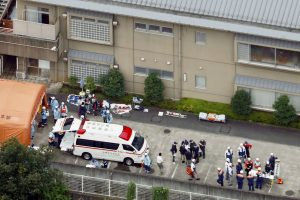 Japonijoje siautėjęs žudikas: neįgaliuosius reikia naikinti