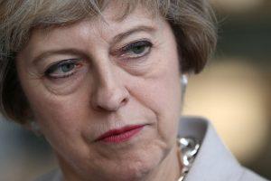 Naujoji Britanijos premjerė – sunkiai suprantama protingoji dama