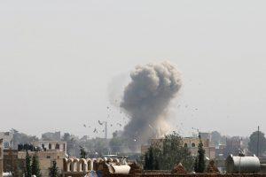Oro atakos metu Šiaurės Jemene žuvo 30 žmonių
