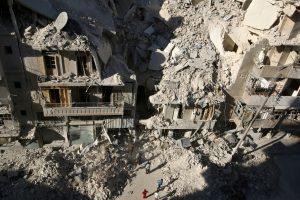Rusija ir toliau bombarduoja Siriją