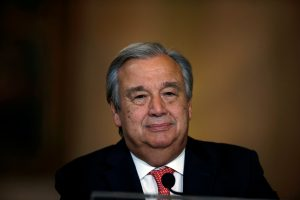 Buvęs Portugalijos premjeras – devintasis JT vadovas