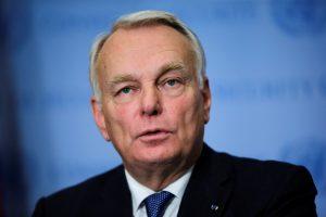 Ministras: V. Putinui vizitas į Prancūziją būtų sukėlęs nepatogumų
