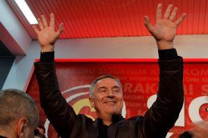 Juodkalnijos parlamento rinkimuose pirmauja valdančioji partija