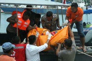 Indonezijoje rastas sraigtasparnio katastrofą išgyvenęs karininkas