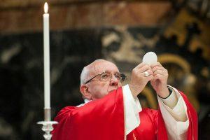 Tūkstančiai kalinių plūs į Vatikaną