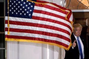 Naujasis JAV prezidentas vengia žvalgybos pasitarimų