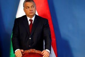 Vengrijos premjeras džiaugiasi dėl kvietimo į Vašingtoną