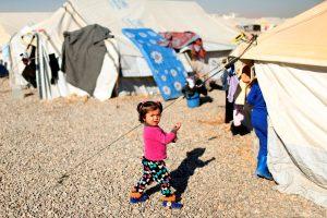 UNICEF: kas ketvirtas pasaulio vaikas gyvena košmare