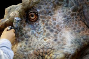 Kitokia versija: kodėl išnyko dinozaurai?