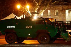 Po išpuolio Berlyne – planai pertvarkyti saugumą