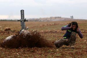 Sirijoje žuvo septyni civiliai