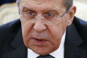 Rusija smerkia ES ir NATO reakciją į neonacių demonstracijas