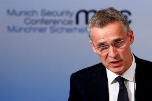 J. Stoltenbergas: Baltijos šalims nėra jokios grėsmės