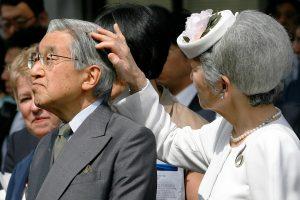 Japonijoje imperatorius galės atsisakyti sosto