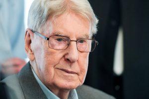 Būdamas 95-erių mirė nuteistas buvęs Aušvico sargybinis