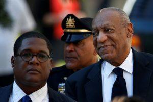 Teisme sprendžiamas aktoriaus B. Cosby likimas
