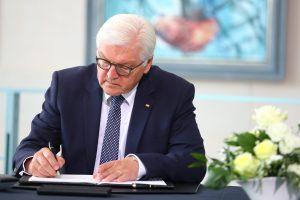 Į Estiją atvyksta Vokietijos prezidentas