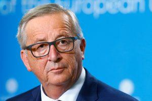 J.C. Junckeris apie Baltijos šalis: be jų Europa nebūtų išbaigta